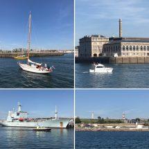 Exploring Britain' Ocean City Boat - Duke Of