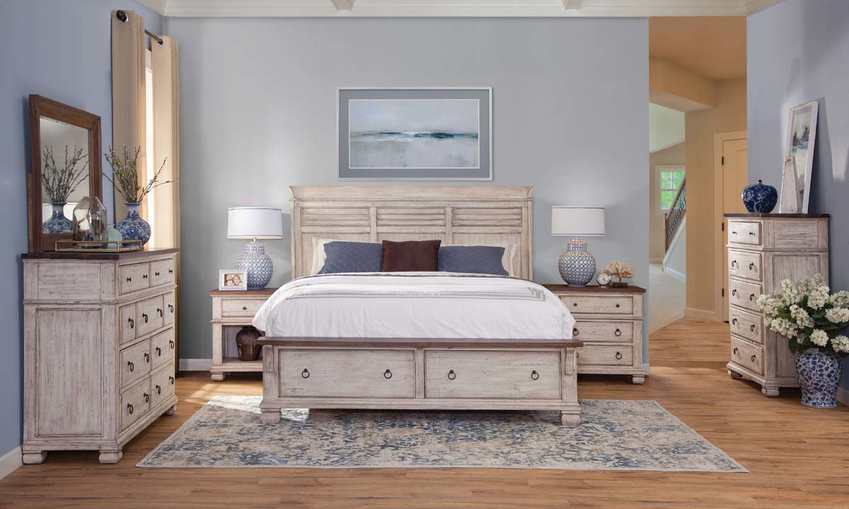 Route 21 furniture is best house furniture outlet located in mcclellandtown, pennsylvania. Belmont Antique Linen Storage Bedroom Sets The Dump Furniture Outlet
