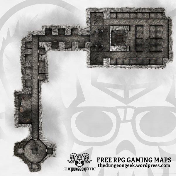 Roll 20 Prison - Year of Clean Water