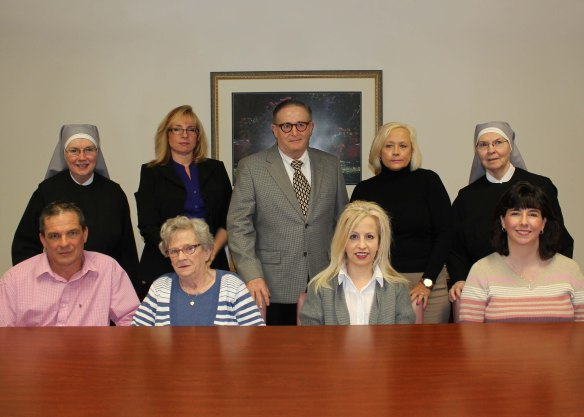 Little Sisters of the Poor 2015 Golf Committee Photo