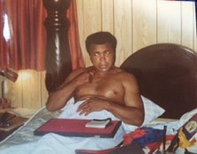 Muhammed Ali magic tricks photo
