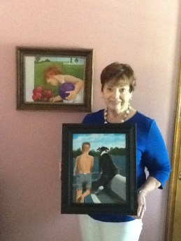 Artist of the Month - Pat Reilly