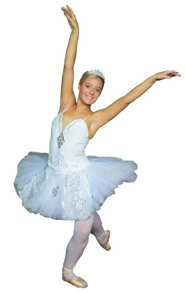 Civic Ballet snow queen