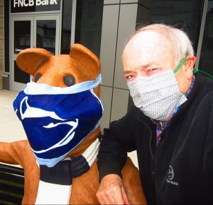 Ciccotti and NittanyLion