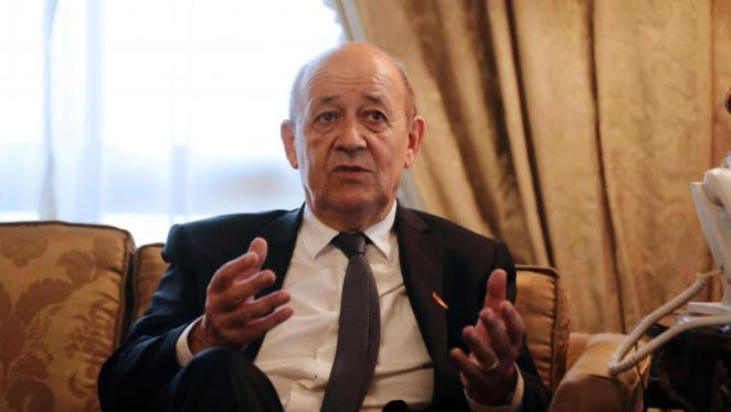 French Foreign Minister Says Eu Needs To Trade With Iran In Euros To