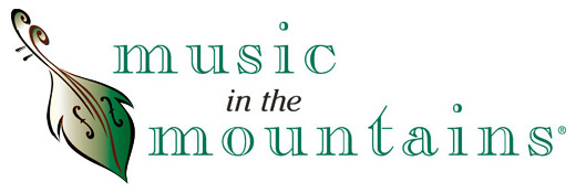 Music in the Mountains Logo