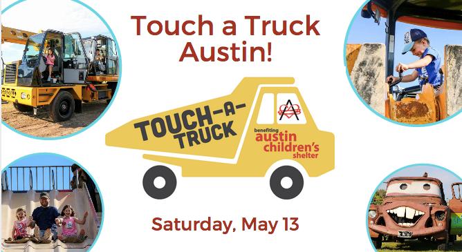 Touch a Truck Austin 2017