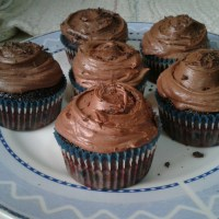 The Ultimate Super Moist Chocolate Cupcake