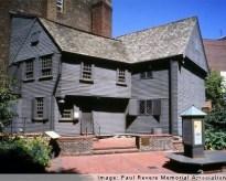 Paul Reverre's house @ Boston