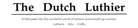 - Lutherie - Arts - Crafts -