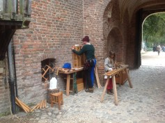 Woodworking by the st. Thomas Guild