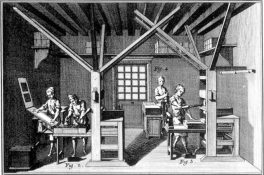 Diderot Print Room