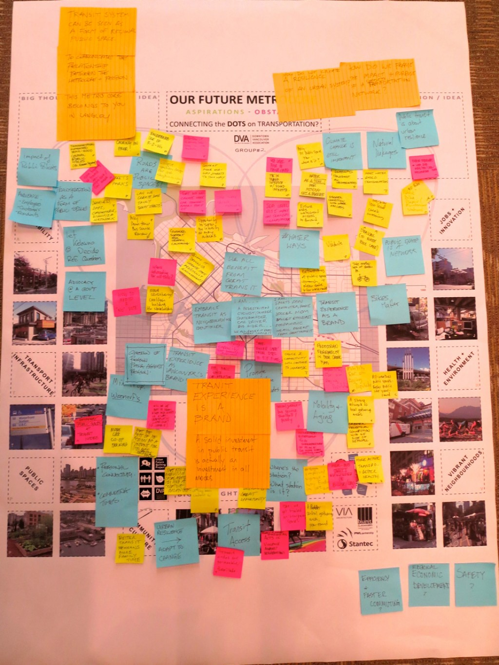 Roundtable #2 Board: Public Space