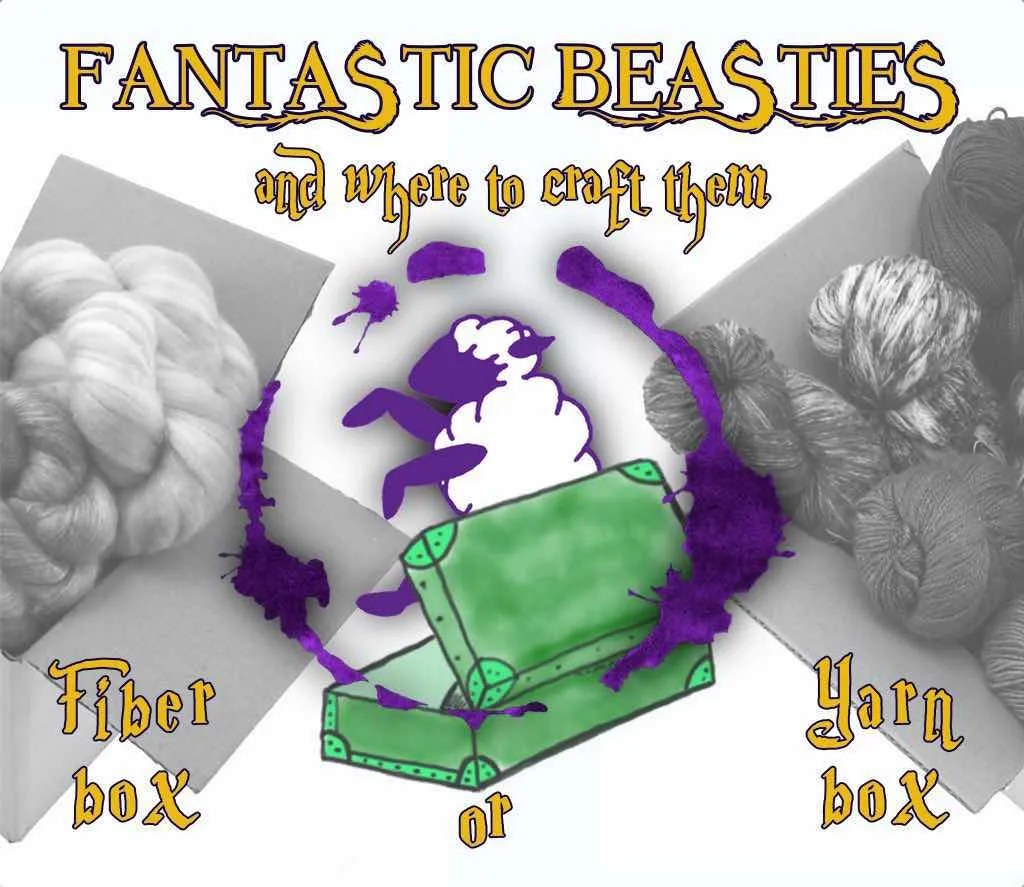 2019 Fantastic Beasties Box Subscription