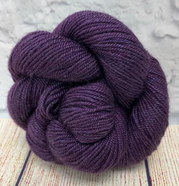 Smashing yarn, Mrs. Hudson's Dress