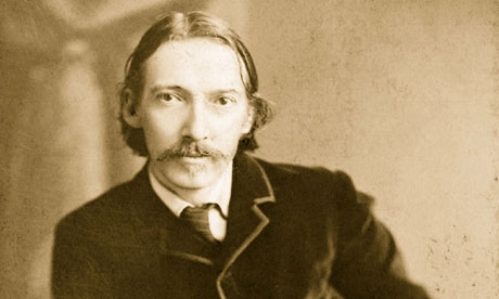 Image result for robert louis stevenson