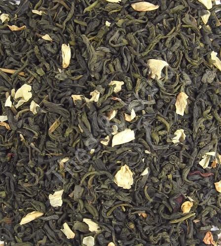 China Jasmijn met bloesem thee