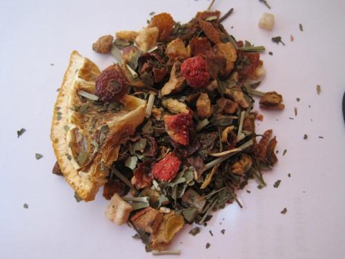 Ice tea Citroen
