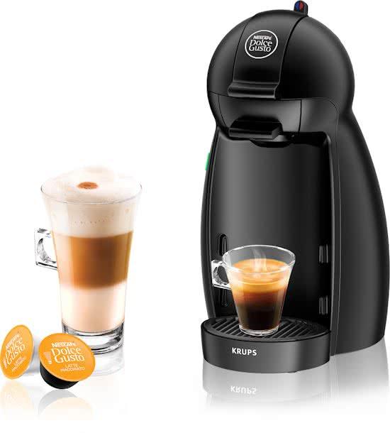 Koffiebonen-apparaat vs. Cupjes