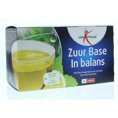 Lucovitaal Zuurbase thee 20 Stuks