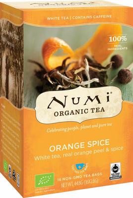 Numi Witte thee orange spice 16bui
