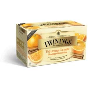 Twinings Sinaasappel Kaneel Thee (25st)