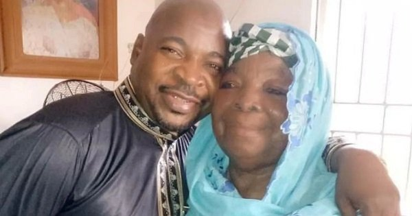 MC Oluomo and mother MC Oluomo loses mother, buries her