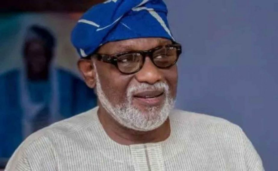 Akeredolu to Nigerians: Don't to allow religion, politics to us