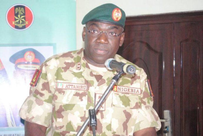 General Ibrahim Attahiru Breaking: Chief of Army Staff, top aides die in plane crash