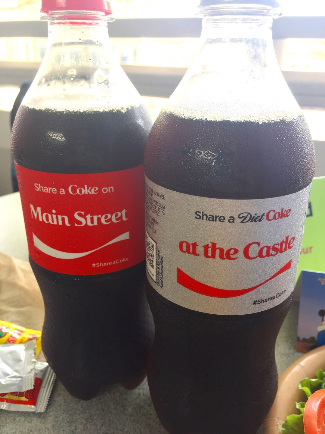 Magic Kingdom Cokes!