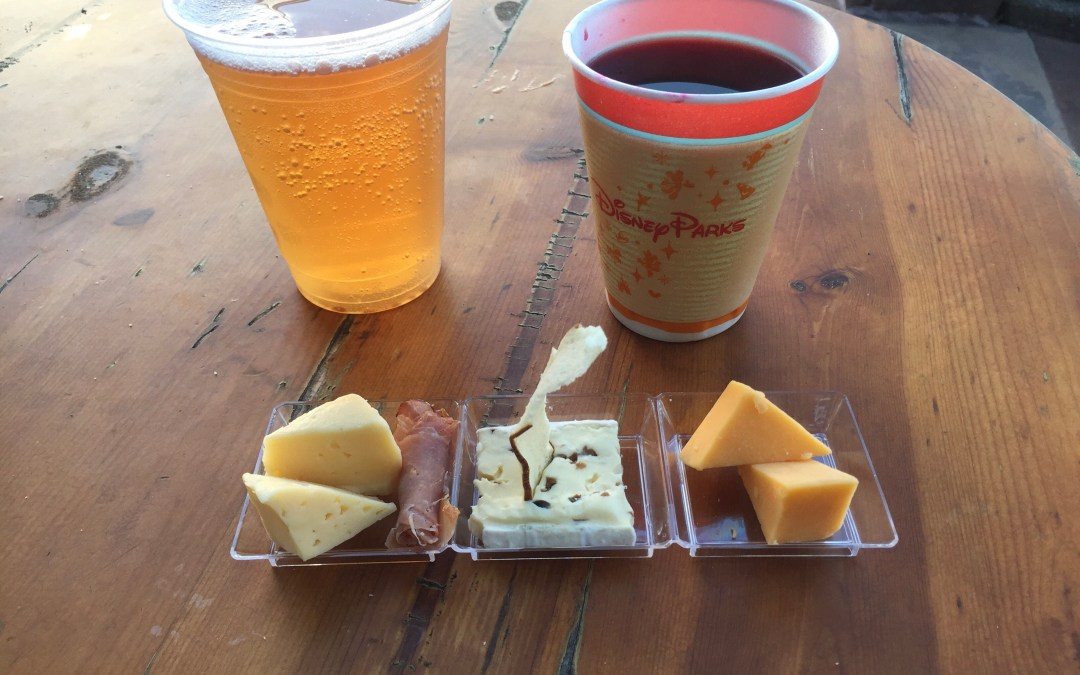 Epcot's International Festival of the Holidays: What I Want to Eat and Drink Edition