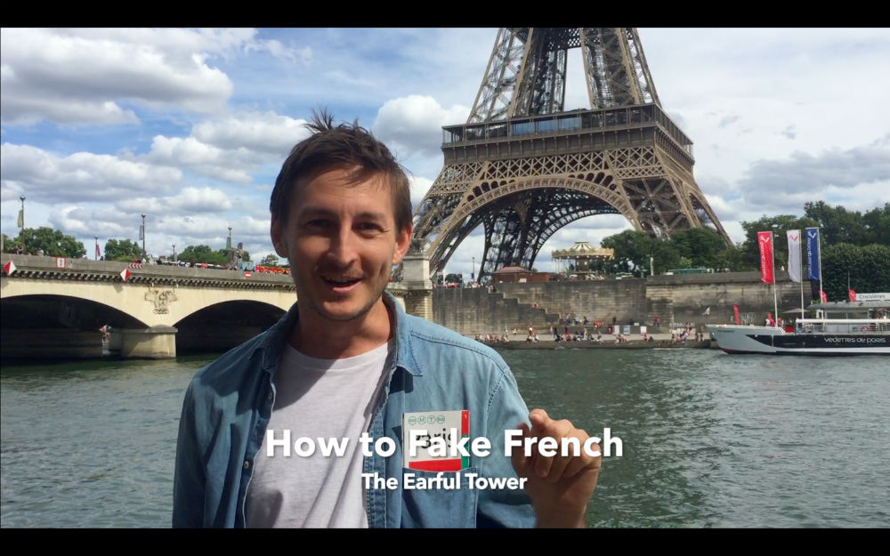 Video: Eight tips for how to fake French