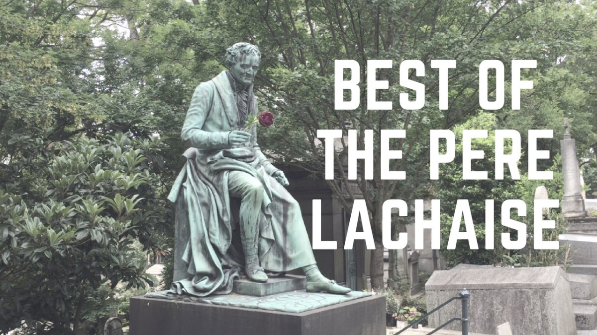 The 14 best graves to find at the Pere Lachaise cemetery in Paris