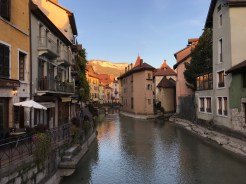More canals in Annecy