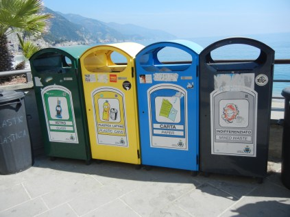 Recycling in Italy