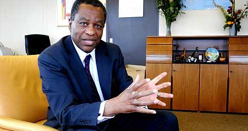 Mr Geoffrey Onyeama