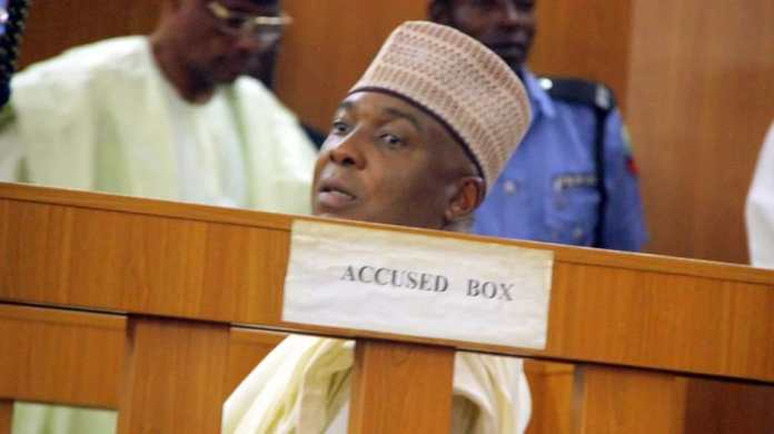 Saraki in the dock