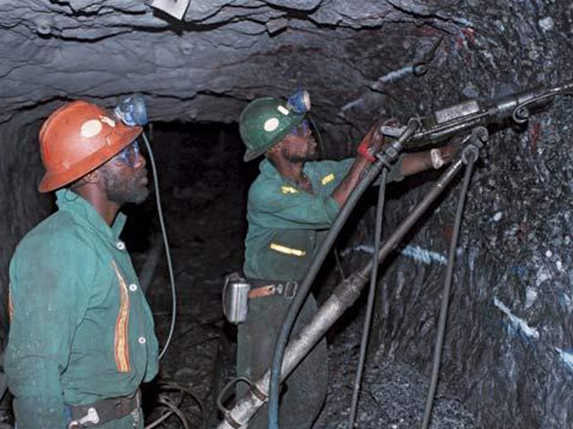 enugu-coal-miners