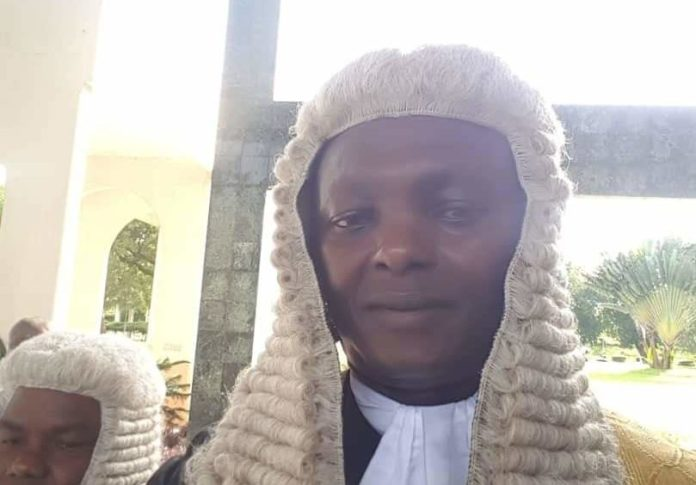 Chino Obiagwu, a Senior Adocate of Nigeria, says Federal government not leading by example