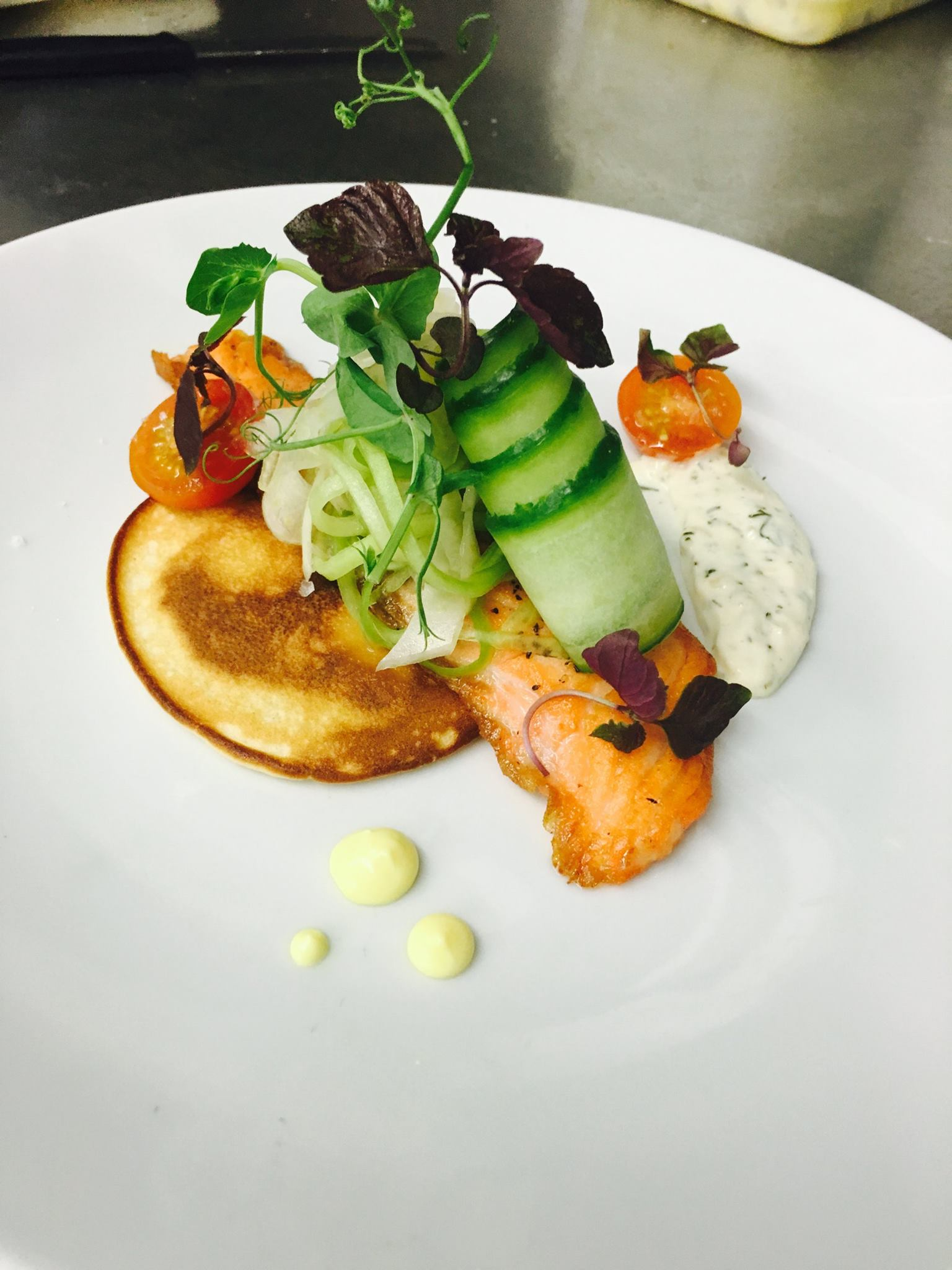 Fish Restaurant Heaton Moor