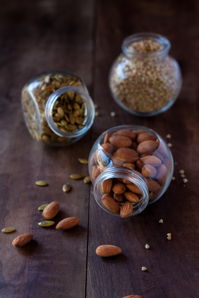 Healthy Activated Nuts