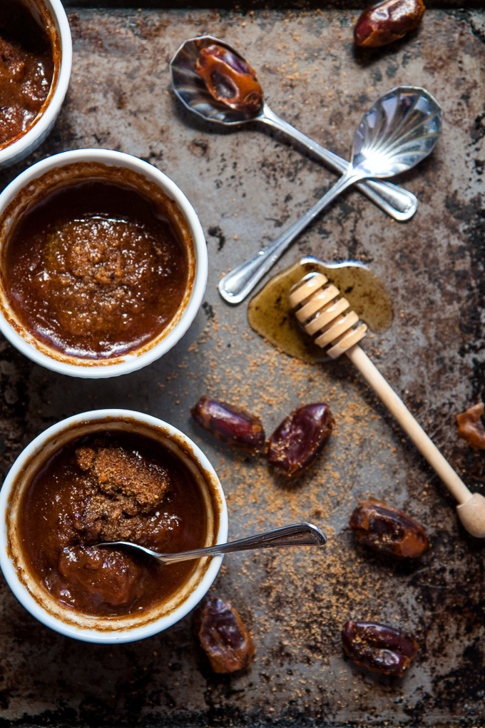 Gluten Free Sticky Date Self Saucing Pudding - Thermomix