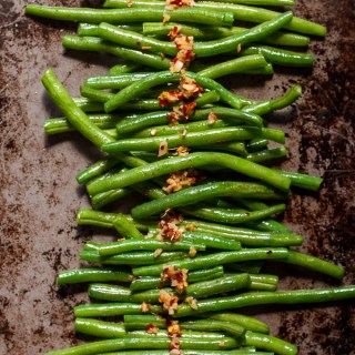 Chilli Fresh Green Beans