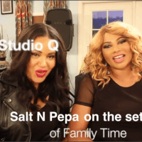 Quencie Thomas Interviews Salt-N-Pepa