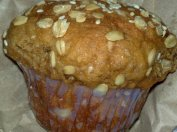 rolled oats muffin