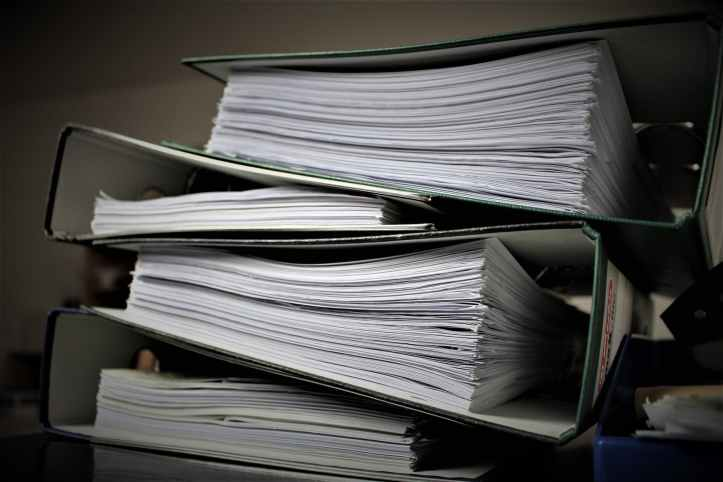 paper based document management