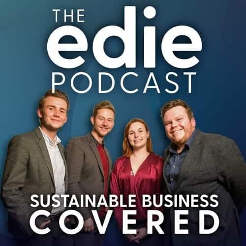 Edie Podcast Sustainable Business Covered- Ecobahn