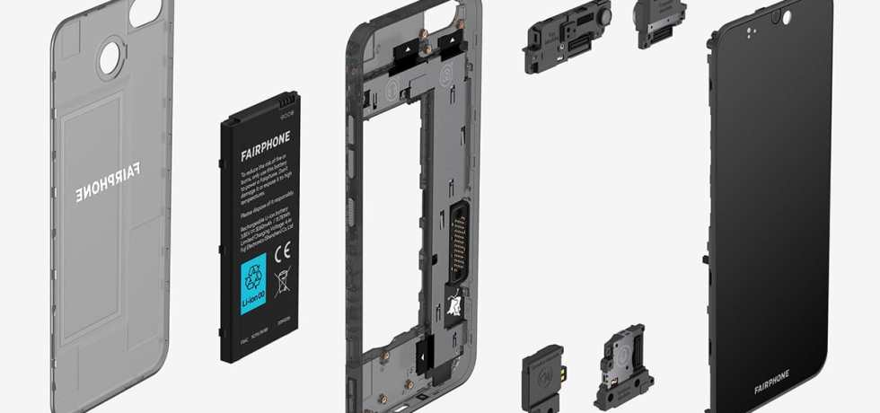 Fairphone Modular Phones Sustainable Electronics The Ecobahn