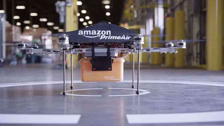 Amazon Prime Air Delivery Drone