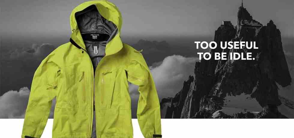 Arc'teryx Used Gear Program